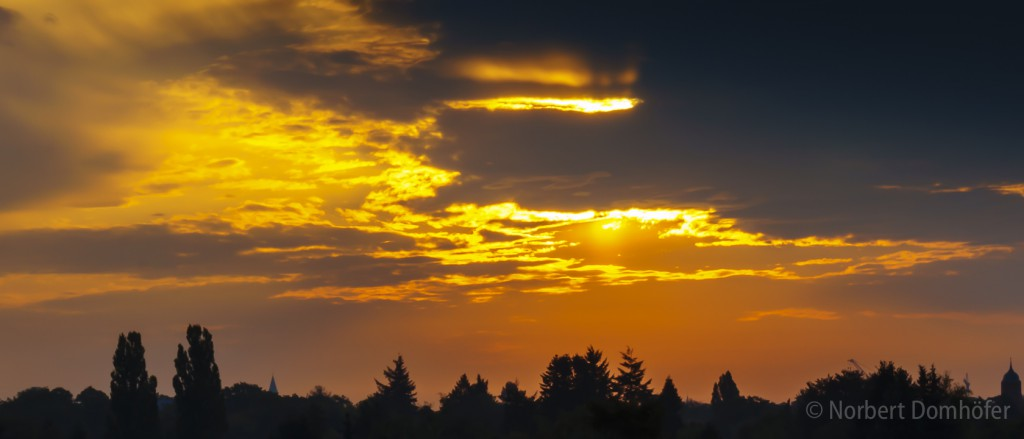 Sonnenaufgang - © Norbert Domhoefer / nhd-photo.de
